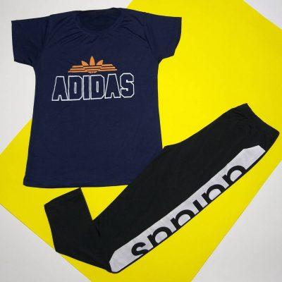 5 400x400 - تی شرت شلوار چاپ Adidas