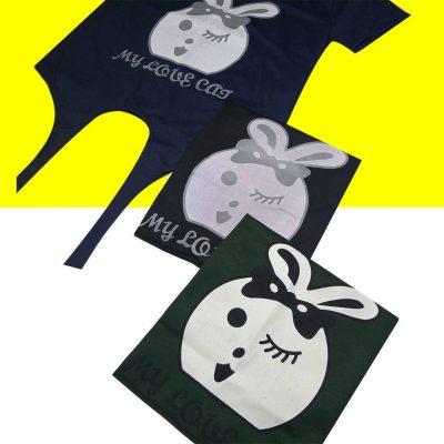 q7 400x400 - تیشرت اسپرت جلو گرهی خرگوش