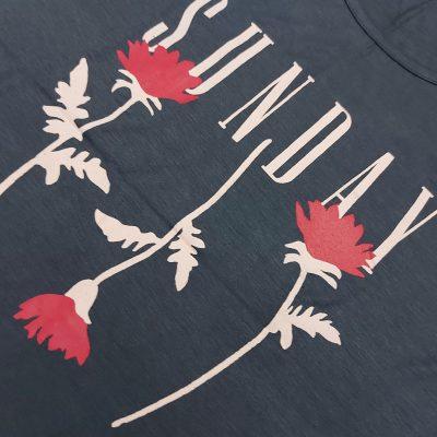 تیشرت و شلوار چاپ گل زنبق 1 400x400 - تیشرت و شلوار چاپ گل زنبق