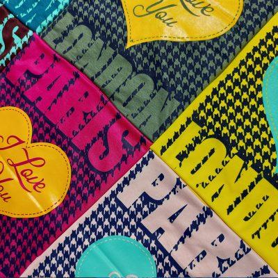 ۲۰۲۱۰۵۰۱ ۲۲۰۶۲۴ 400x400 - تیشرت سوپر قواره آستین افتاده چاپ قلب PARIS