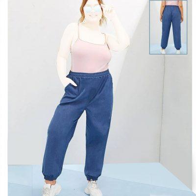 4000303 400x400 - شلوار جین گت دار
