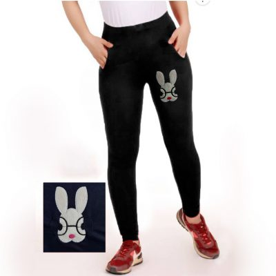 1 2 400x400 - شلوار اسلش خرگوش
