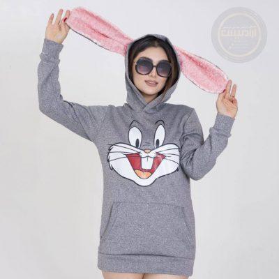 Bagzbani 1 400x400 - هودی خرگوش گوشدار